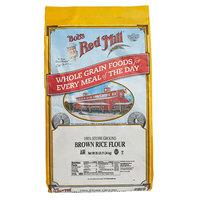 Bob's Red Mill 25 lb. Gluten Free Brown Rice Flour