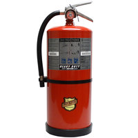 Buckeye 20 lb. ABC High Flow Heavy Duty Fire Extinguisher - Rechargeable Untagged - UL Rating 4-A-60-B:C