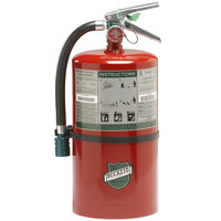 Buckeye 15.5 lb. Halotron Fire Extinguisher - Rechargeable Untagged - UL Rating 2-A:10-B:C