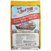 Bob's Red Mill 25 lb. Organic Whole Grain Rolled Oats