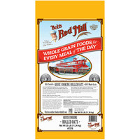 Bob's Red Mill 25 lb. Quick-Cooking Whole Grain Rolled Oats