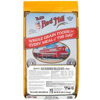 Bob's Red Mill 25 lb. Organic Gluten Free Whole Grain Rolled Oats