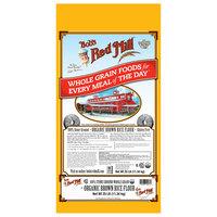Bob's Red Mill 25 lb. Gluten Free Organic Brown Rice Flour