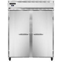 Continental Refrigerator 2RE-N-PT 57 inch Extra Wide Pass-Through Refrigerator