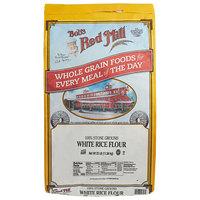 Bob's Red Mill 25 lb. Gluten Free White Rice Flour