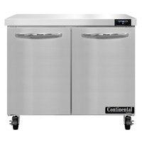 Continental Refrigerator SWF36-N 36 inch Undercounter Freezer