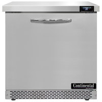 Continental Refrigerator SW32-N-FB 32 inch Front Breathing Undercounter Refrigerator