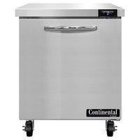Continental Refrigerator SWF27-N 27 inch Undercounter Freezer