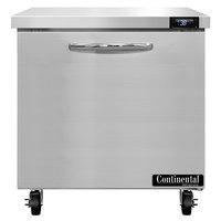 Continental Refrigerator SW32-N 32 inch Undercounter Refrigerator
