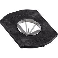 Vollrath 55477 6 Section Wedge Replacement Blade Assembly for 55464 InstaCut 5.1 - Tabletop Mount