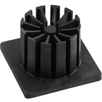 Vollrath 351453-1 6 and 12 Section Corer Push Block for InstaCut 5.1 Corer