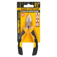 Olympia Tools 10-655 4 1/2 inch Diagonal Cutting Pliers