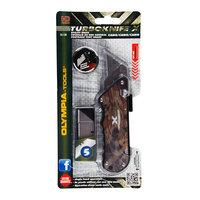 Olympia Tools 33-130 Turboknife X Camo Utility Knife