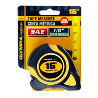 Olympia Tools 43-232 3/4 inch x 16' SAE Tape Measure