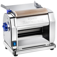 Imperia Electric Stainless Steel 8 5/8 inch Pasta Machine - 110V