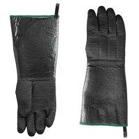 SafeMitt 17 inch Heavy Duty Heat Resistant Neoprene Gloves