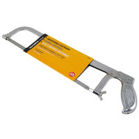 Olympia Tools 34-320 Adjustable Hacksaw with 12 inch Steel Blade