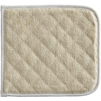 Choice 10 inch x 11 inch Terry Cloth Pan Grabber / Baker's Pad