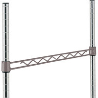 Metro H136-DCH Copper Hammertone Hanger Rail 36 inch