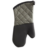 SafeMitt 15 inch Flame Retardant Oven Mitt with Neoprene Grip