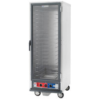 Metro C519-CFC-U C5 1 Series Non-Insulated Heated Proofing and Holding Cabinet - Clear Door