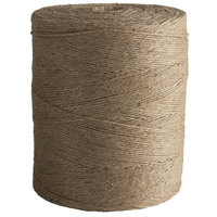 3-Ply Natural Biodegradable Jute Twine 10 lb. Tube