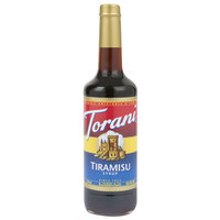 Torani 750 mL Tiramisu Flavoring Syrup
