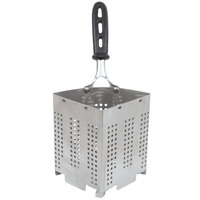Vollrath 68134 Stainless Steel Pasta Basket Inset for Stock Pots