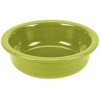 Homer Laughlin 471332 Fiesta Lemongrass 41 oz. China Serving Bowl - 4/Case