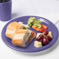 Creative Converting 28115031 10 inch Purple Plastic Plate - 20/Pack