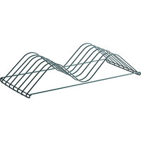 Regency Add-On Drying Rack for 24 inch Shelves - 1 1/4 inch Slots