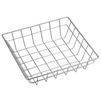 American Metalcraft SQGS8 8 inch Stainless Steel Square Wire Basket