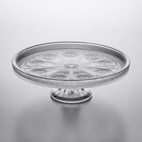 The Jay Companies American Atelier 11 13/16 inch Pedestal Glass Cake Stand