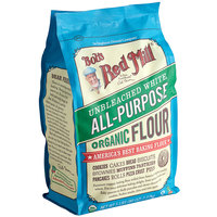 Bob's Red Mill 5 lb. Organic Unbleached All-Purpose Flour