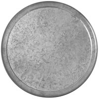 American Metalcraft GTP16 Onyx 16 inch Galvanized Pizza Pan