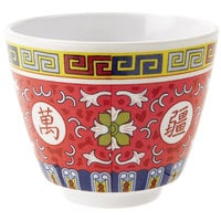 GET M-077C-L Dynasty Longevity 5.5 oz. Tea Cup - 24/Case