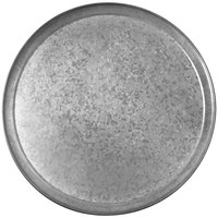 American Metalcraft GTP18 Onyx 18 inch Galvanized Pizza Pan
