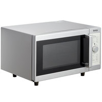 Galaxy MW1000PD Office Series Microwave with Dial Controls - 120V, 1000W