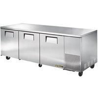 True TUC-93 93 inch Extra Deep Undercounter Refrigerator