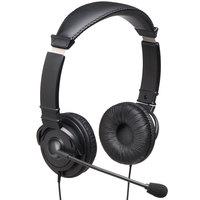 Kensington K33323WW Hi-Fi Headphones with Microphone