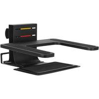 Kensington K60726WW Black Adjustable Laptop Riser