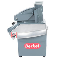 Berkel CC34/2 Combination Continuous Feed Food Processor with 3.2 Qt. Bowl and Shredder / Slicing Plates - 1 1/2 hp