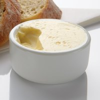 American Metalcraft MELBPH 1 oz. Melamine Butter Dish