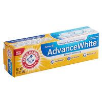 Arm & Hammer Advance White Extreme Whitening 0.9 oz. Toothpaste   - 72/Case