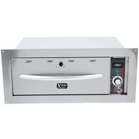 APW Wyott HDDi-2B Built-In 2 Drawer Warmer - 120V