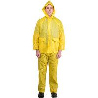 Yellow Economy 3 Piece Rainsuit - Large