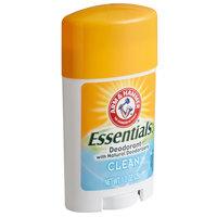 Arm & Hammer Essentials 1 oz. Clean Scent Deodorant - 12/Case