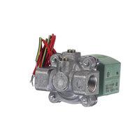 NU-VU 66-2022 Solenoid Gas Valve 43467 In 120V