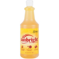 Noble Chemical Sunbright 32 oz. Liquid Dish Soap - 12/Case