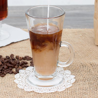 Libbey 5293 Catalina 8.5 oz. Irish Glass Coffee Mug - 24/Case